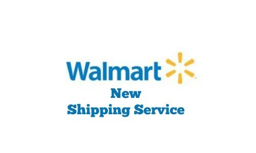 walmart shipping service