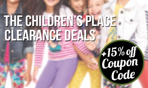 Children's place coupon code 20 off