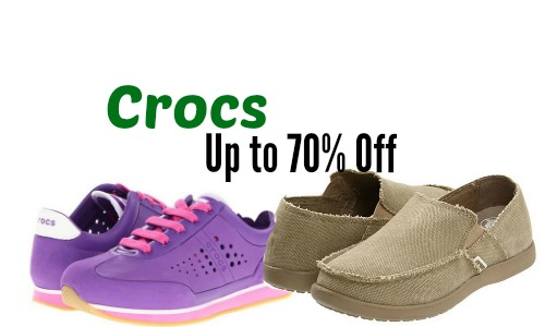 6pm crocs sale