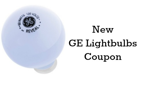 GE lightbulbs coupon
