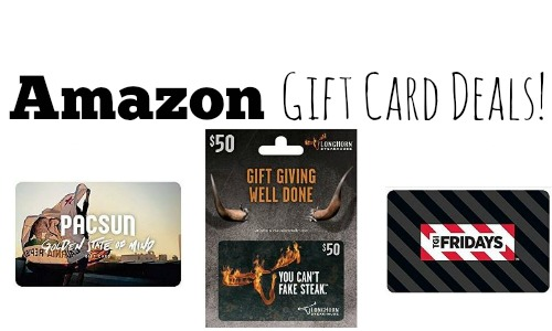 amazon gift card discount