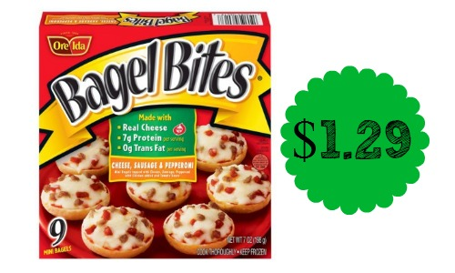 bagel bites deal