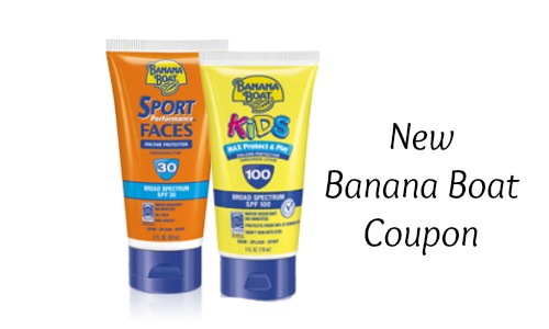 banana boat coupon