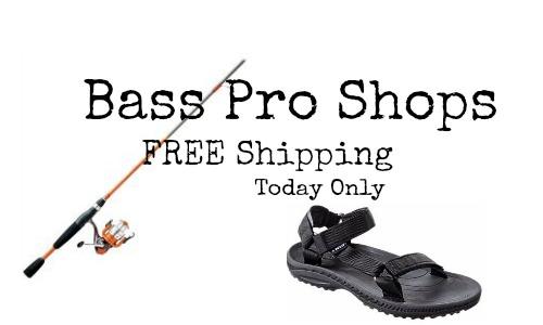 bass pro coupon code