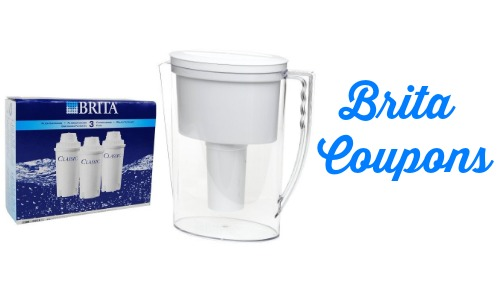 Brita Coupons | Save On Pitchers, Filters & More :: Southern Savers