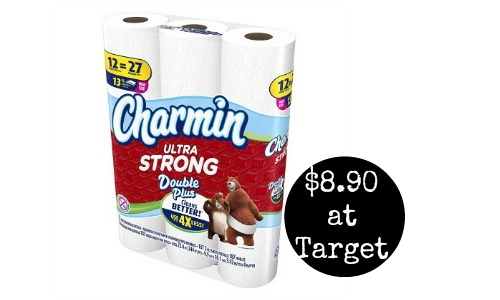 charmin bath tissue deal
