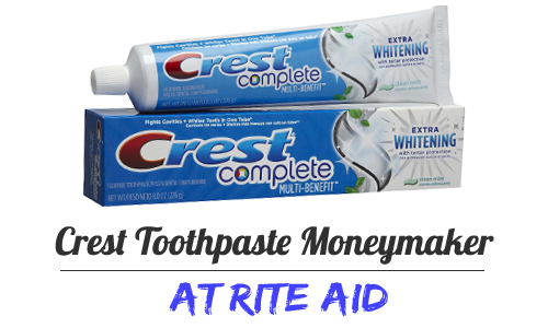 crest toothpaste moneymaker