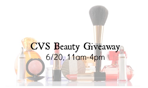 cvs beauty giveaway