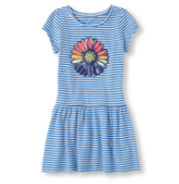 daisy knit dress childrens place copy