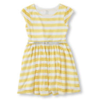 eyelet skater dress childrens place