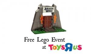 free lego event
