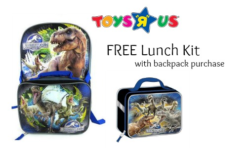 free lunch kit