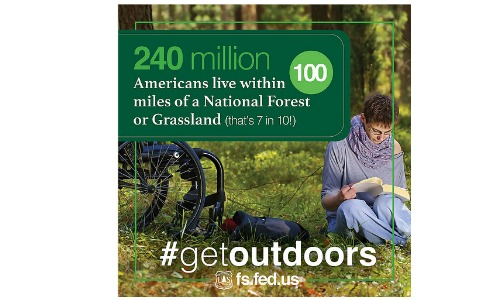 free national forest day