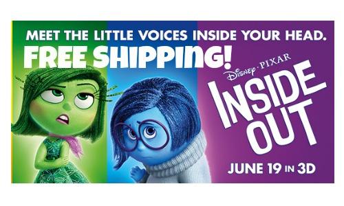 free shipping disney