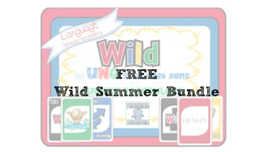 free wild summer bundle