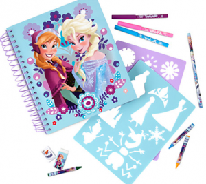 frozen art pack