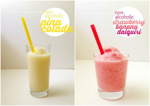 frozen drink recipes