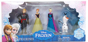 frozen figurines