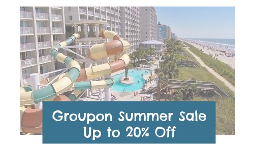 groupon summer sale