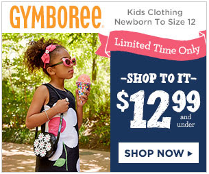 gymboree flash