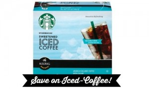 iced coffee coupon