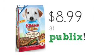 kibbles n bits coupons publix deal