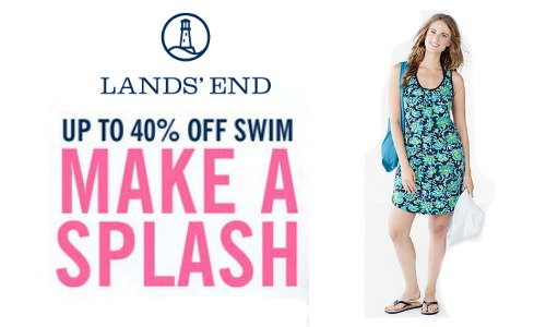 lands end summer swim sale