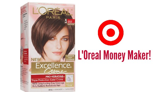Target Deal: L'Oreal Hair Color Money Maker :: Southern Savers