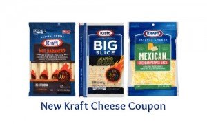 new kraft cheese coupon