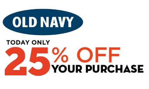 Old navy sales and coupons