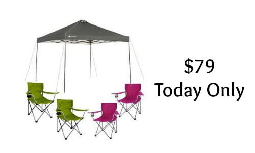ozark trail canopy bundle