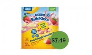 pediasure sidekicks coupon