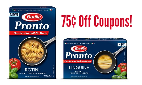 pronto coupons