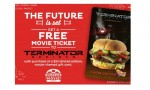 Red Robin Giftcard + FREE Movie Ticket