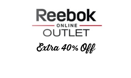 Reebok Outlet: 40% Off Sale