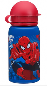 spider man bottle