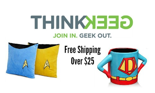 think geek coupon code
