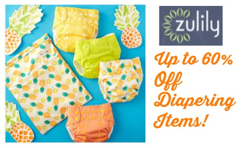 zulily diapering