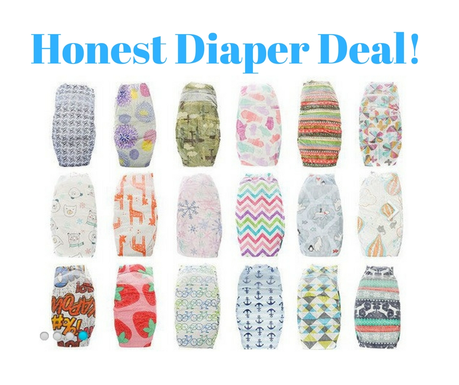 target  honest diaper deal    southern savers