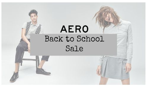 aeropostale back to school sale