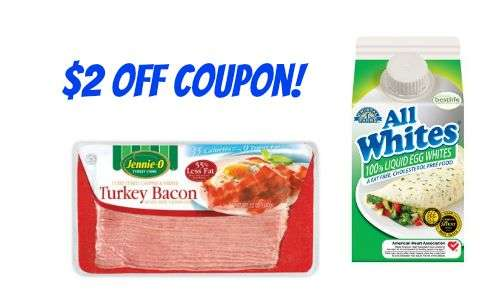 bacon egg whites coupon