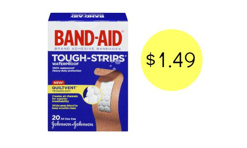 band-aid coupon