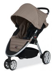 britax stroller