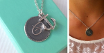 Jane.com Deal: Initial Charm Necklace, $7.89