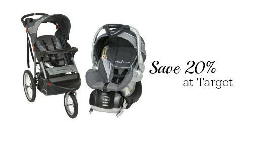 Target: Extra 20% Off Clearance Car Seats & Strollers :: Southern Savers