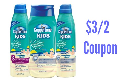 coppertone coupon