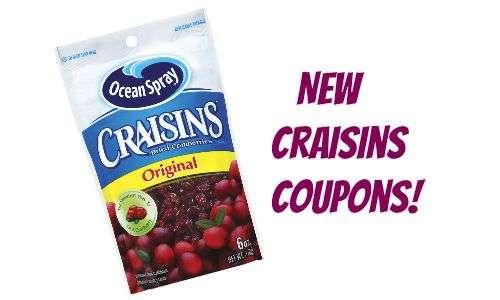 craisin coupons
