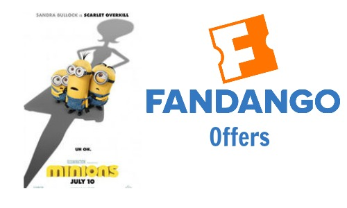 fandango movie offers