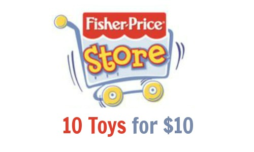 fisher-price-sale 10 for 10