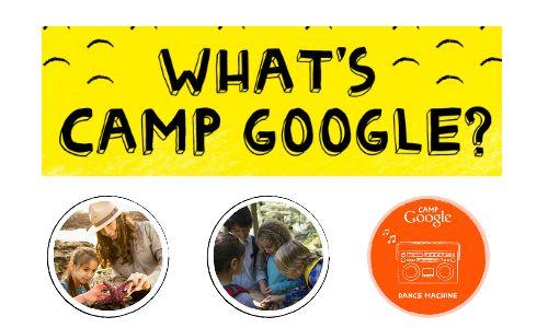 free camp google